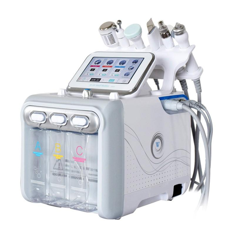 Scarlett The Beauty Centre - hydrafacial bubble H2O