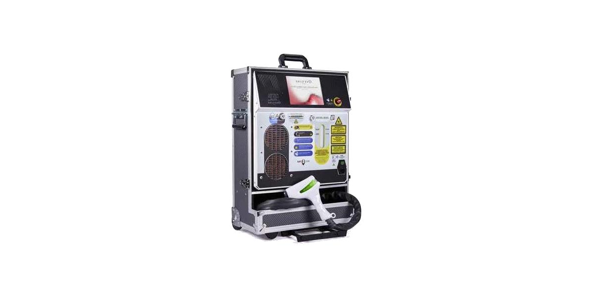 Appareil épilation Laser Portable HD Matrix