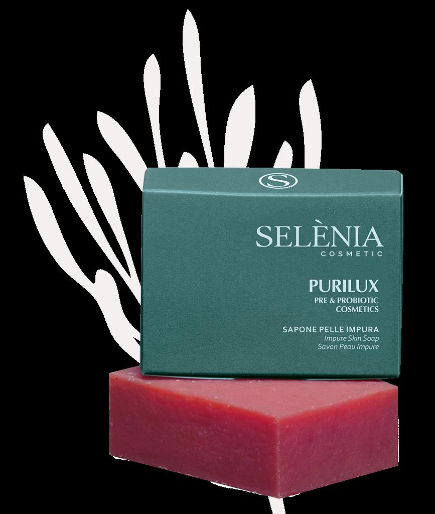 Purilux - savon peau impure
