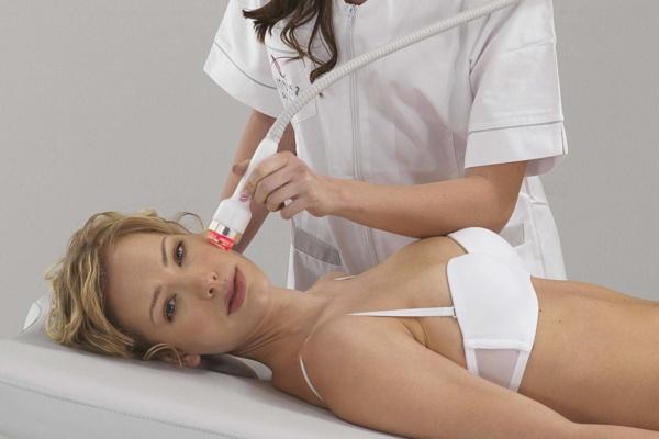 Radiofréquence et photostimulation - visage - soins