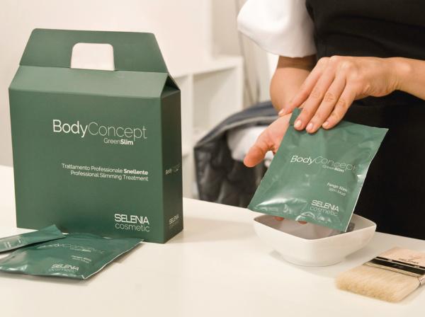Body Concept - Green Slim de Selènia