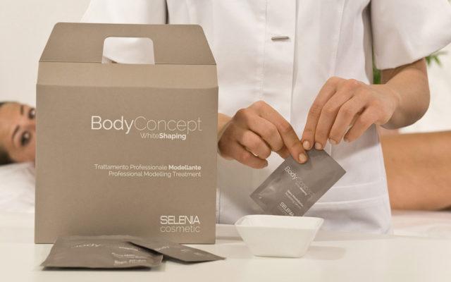 Body Concept - White Shaping de Selènia