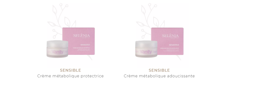 Crème sensitive